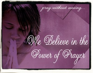 The Prayer Wallpaper