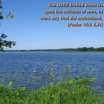 Psalm 14:2 – Sons Of Men Wallpaper Christian Background