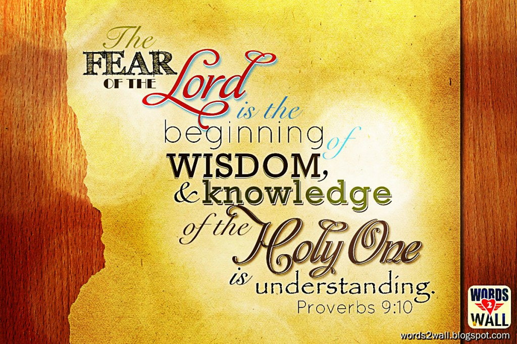 Proverbs 9:10 – Wisdom and Knowledge christian wallpaper free download. Use on PC, Mac, Android, iPhone or any device you like.