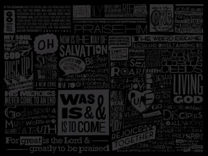 Psalm 145:3 – Great is the Lord Wallpaper