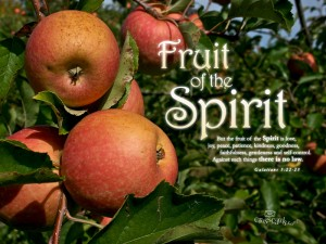 Galatians 5:22-23 – Fruit of the Spirit Wallpaper