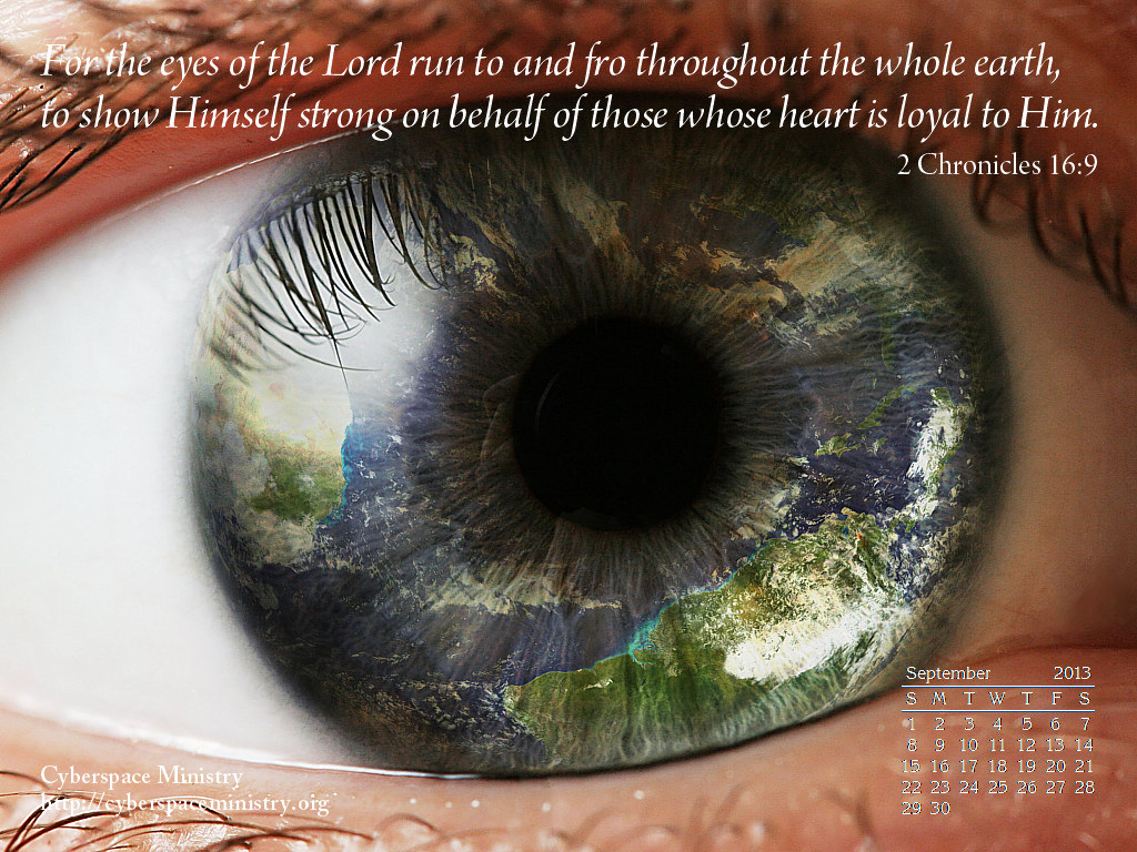 2 Chronicles 16:9 – Loyal Hearts christian wallpaper free download. Use on PC, Mac, Android, iPhone or any device you like.
