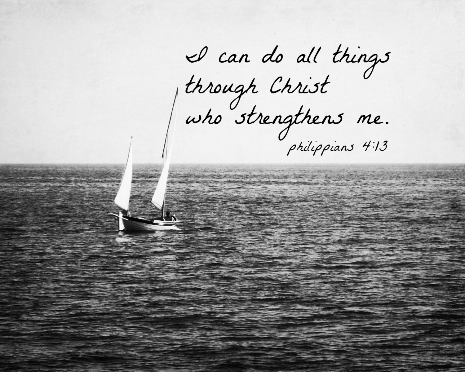 Philippians 413 Christ Who Strengthens Me Wallpaper Christian