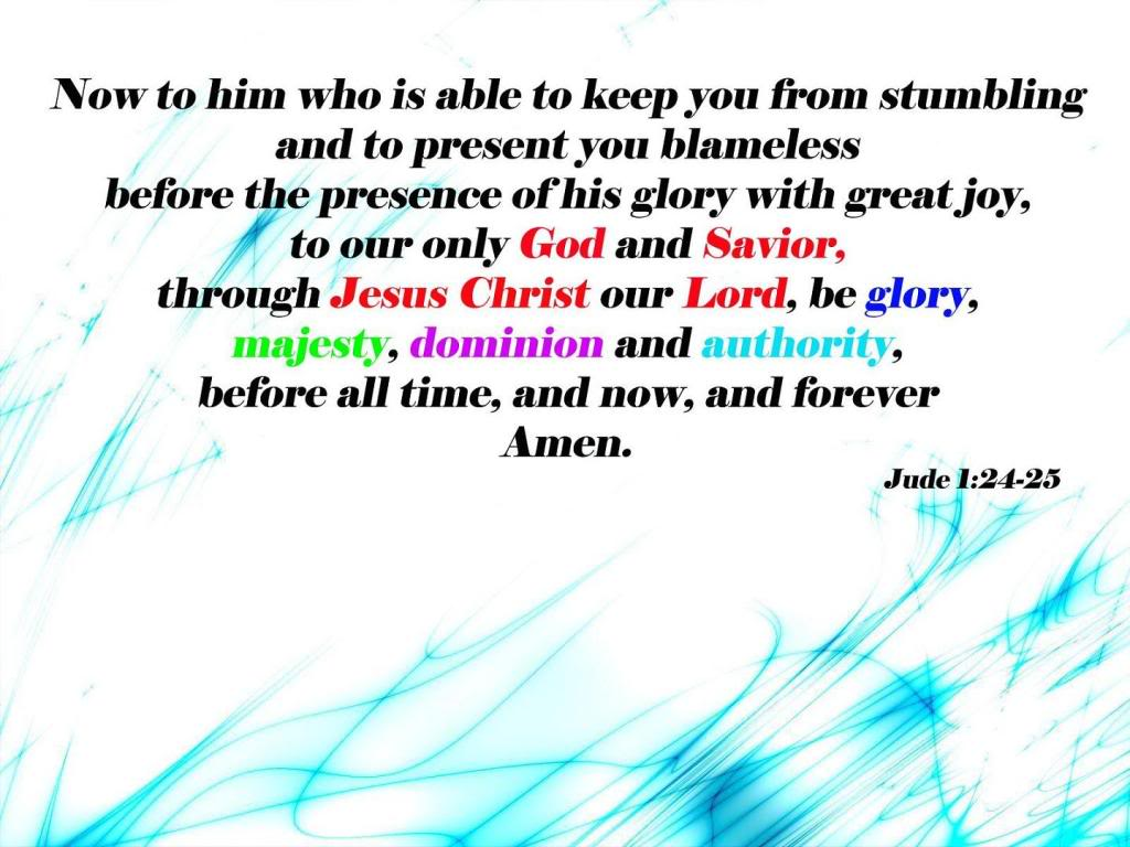 Jude 1:24-25 – Great Joy christian wallpaper free download. Use on PC, Mac, Android, iPhone or any device you like.