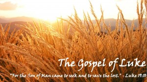 Luke 19:10 – The Gospel of Luke Wallpaper