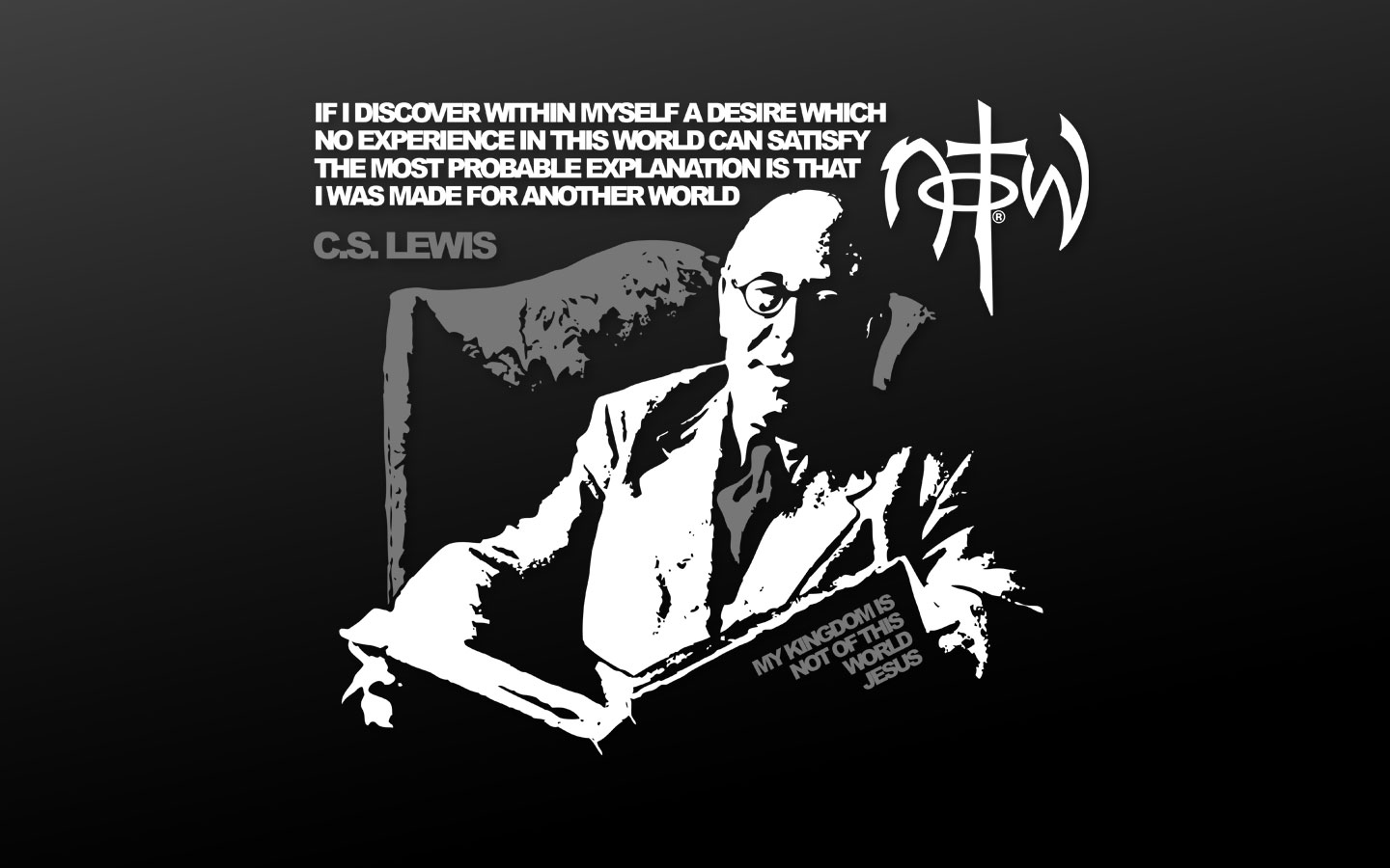 Another World C S Lewis Wallpaper Christian Wallpapers And