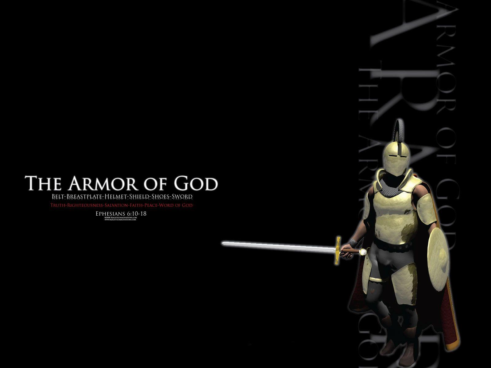 PowerPoint Ephesians 6 Armor God