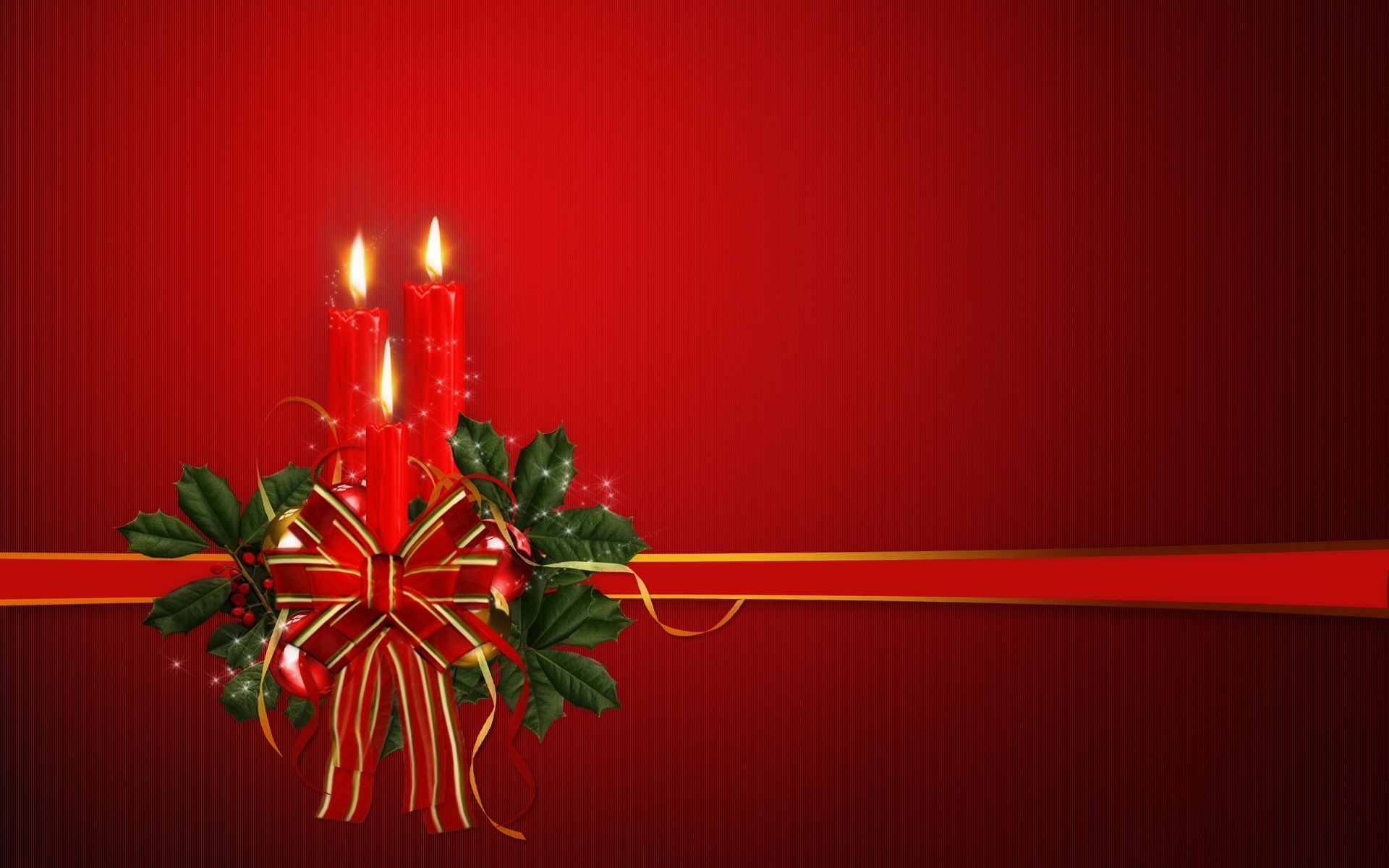 Christmas Candles Wallpaper Christian Wallpapers And