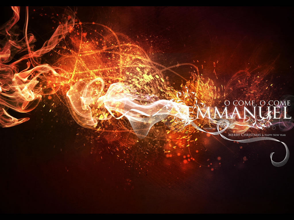 o Come o Come Emmanuel Background images