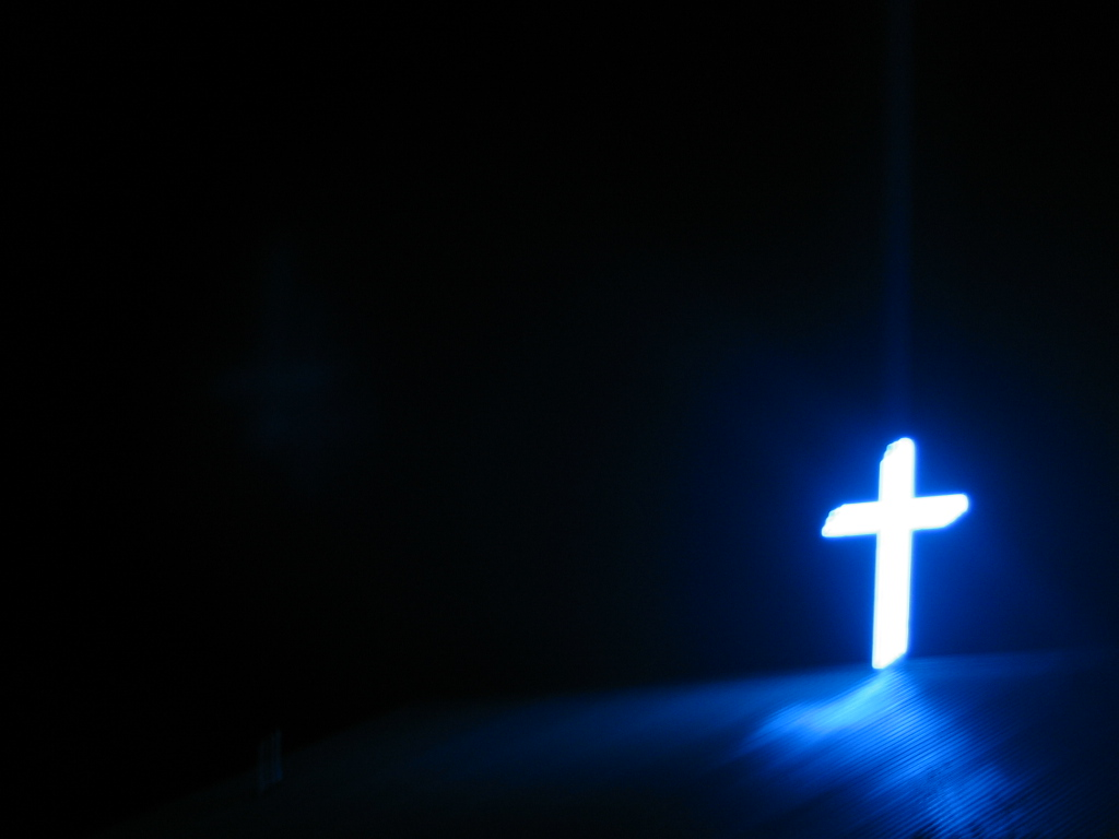 Christian wallpaper Cross.