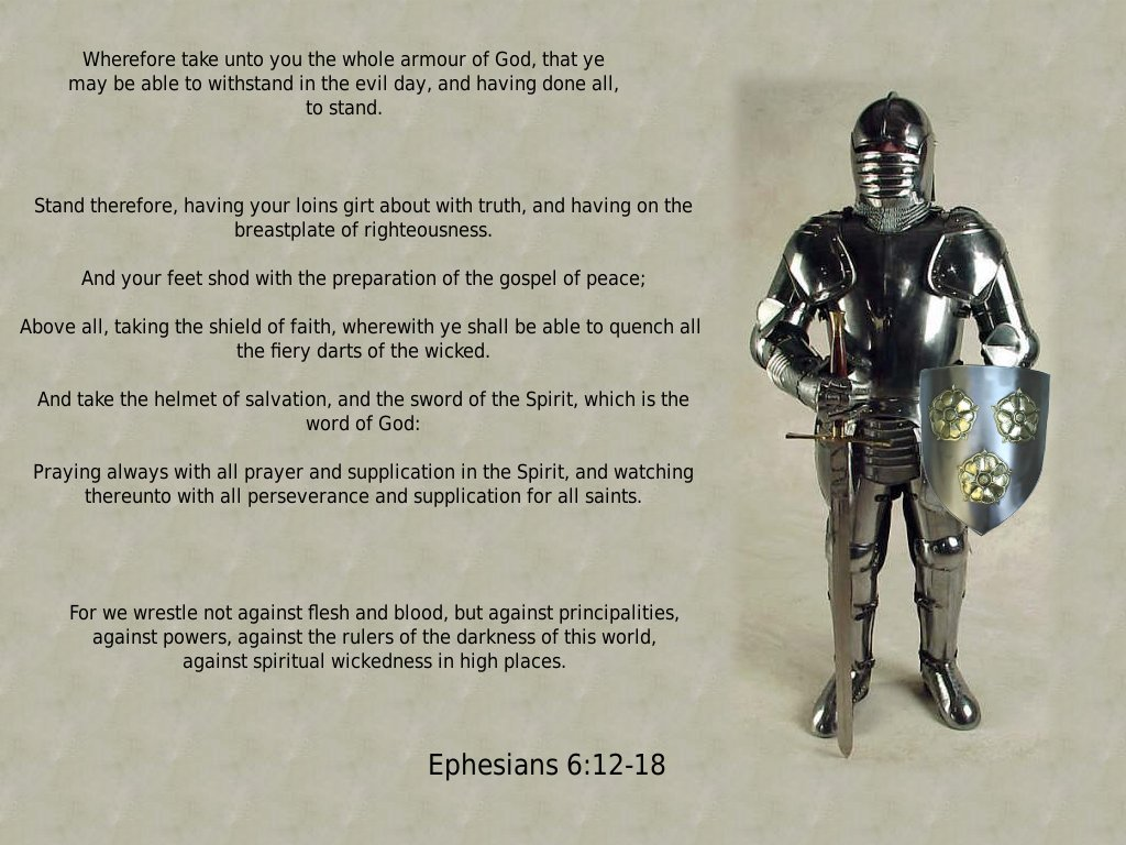 Ephesians 6 12 18 wallpaper christian wallpapers and backgrounds - Armor of god background ...