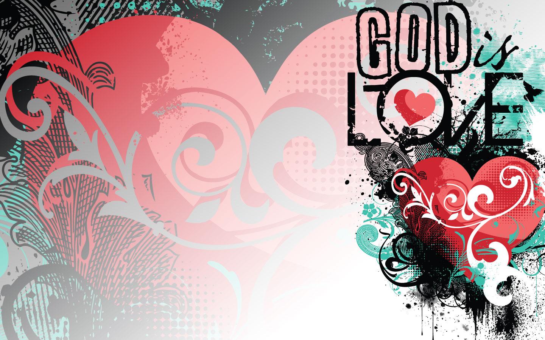 Beautiful Wallpaper Love God - god-is-love_4565_1440x900  Collection_566476.jpg
