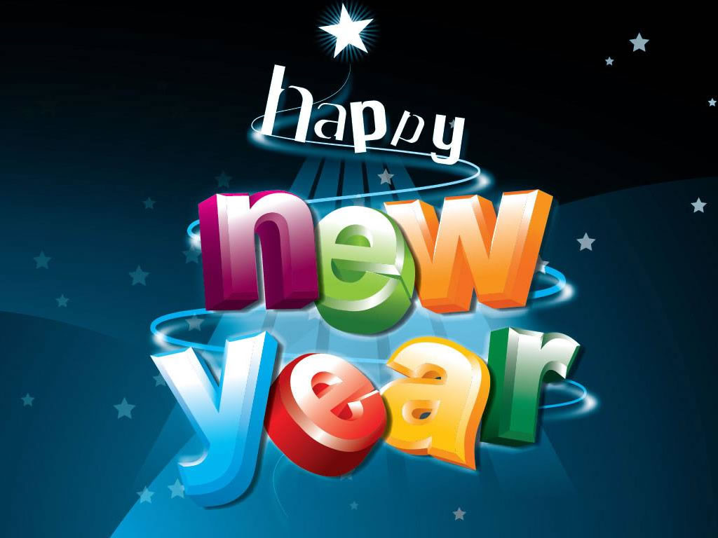 Happy New Year - Funny Wallpaper - Christian Wallpapers and Backgrounds