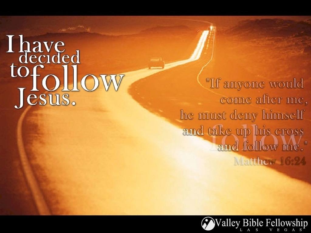 I follow jesus wallpaper christian wallpapers and backgrounds - Follow wallpaper ...