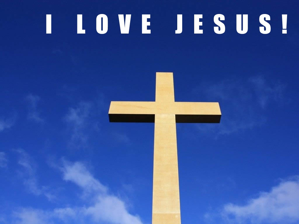 I Love Jesus Live Wallpaper : I Love You, Jesus Wallpaper - christian Wallpapers and Backgrounds