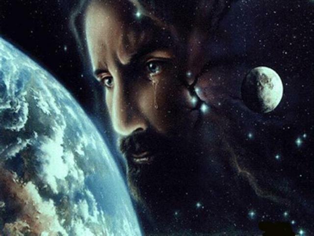 Jezus patrzy na nas