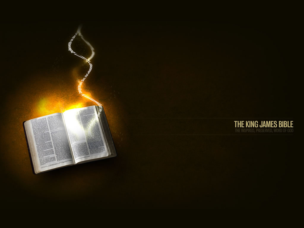 King James Bible Wallpaper BackgroundBible Background