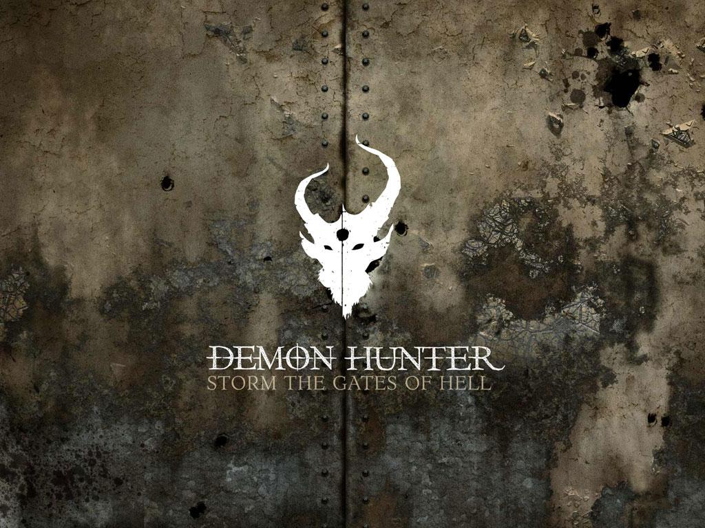 logo demon hunter wallpaper christian wallpapers and backgrounds