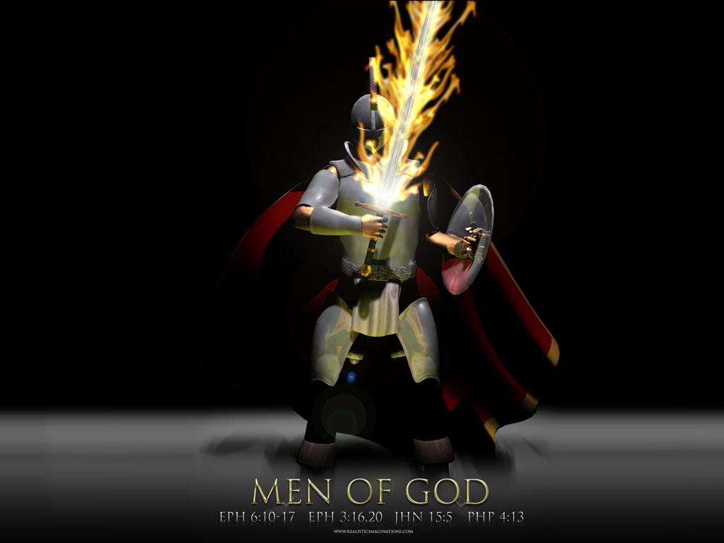 Men Of God Wallpaper