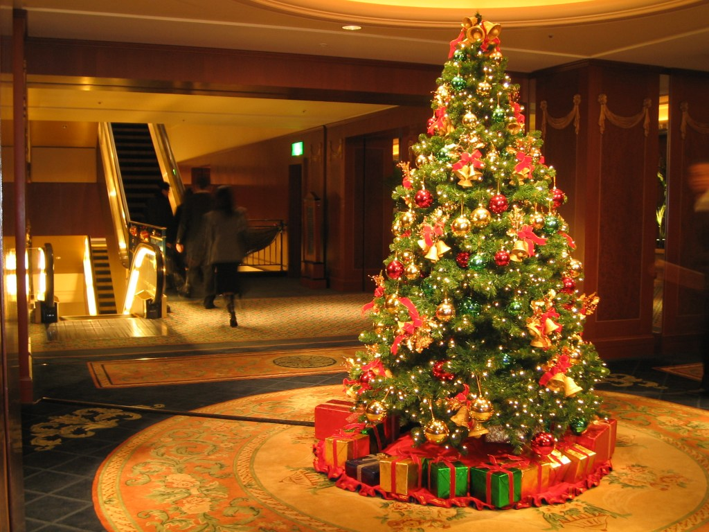 Special Christmas Tree Wallpaper Christian Wallpapers And