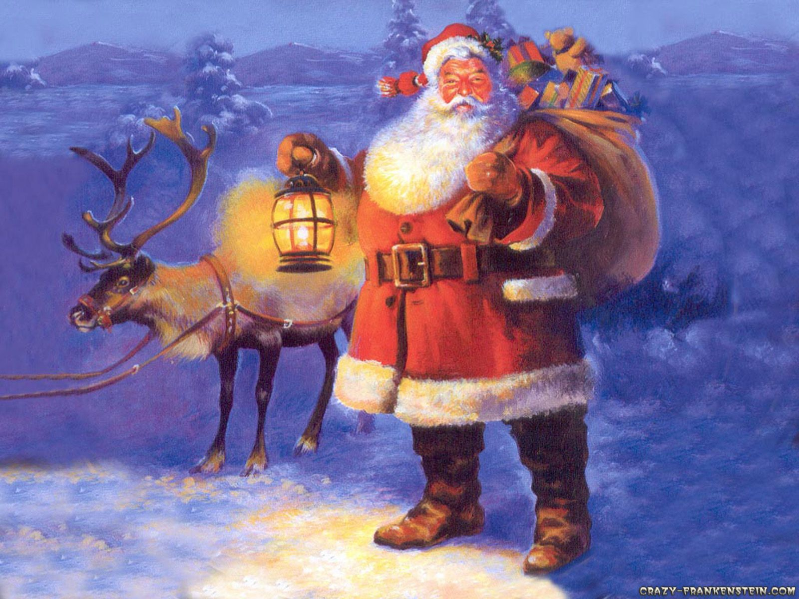 the great santa claus wallpaper christian wallpapers and